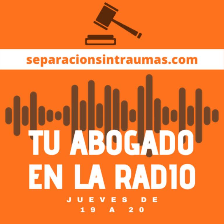 Tu abogado en la radio