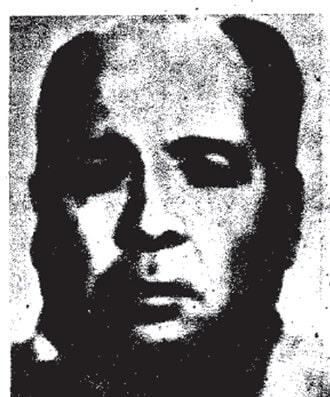 Imagen del hombre que será homenajeado, Francisco Rodríguez Ledesma.
