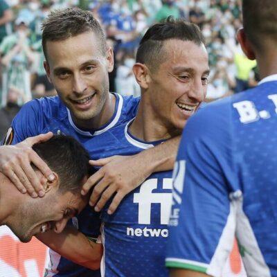 Real betis Ferencvaros